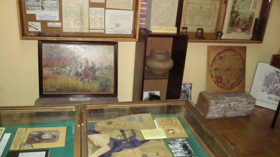 Izba muzealna: galeria