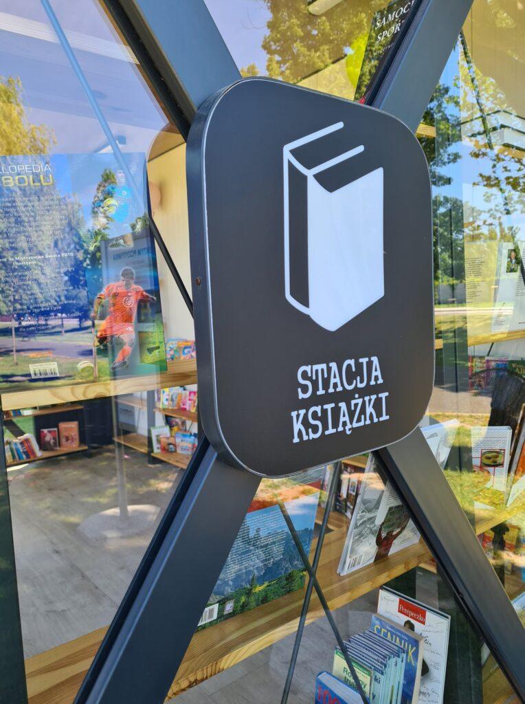 Logo Stacji Książki