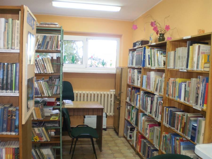 Biblioteka: galeria