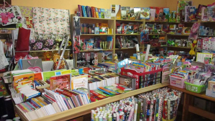 Księgarnia: galeria